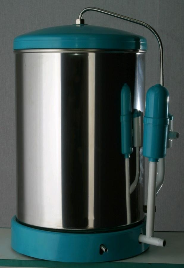 Аквадистилляторы на 10-25л
